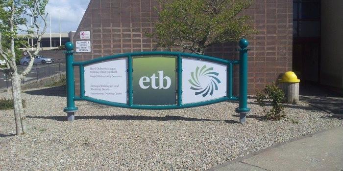 ETB Sign