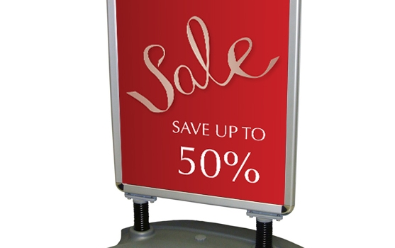 Jewellers Sale Sign