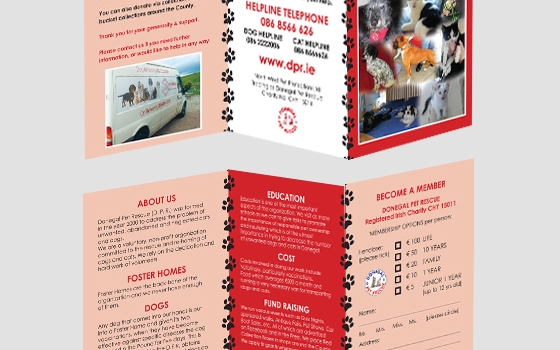 Donegal Pet Rescue Brochure