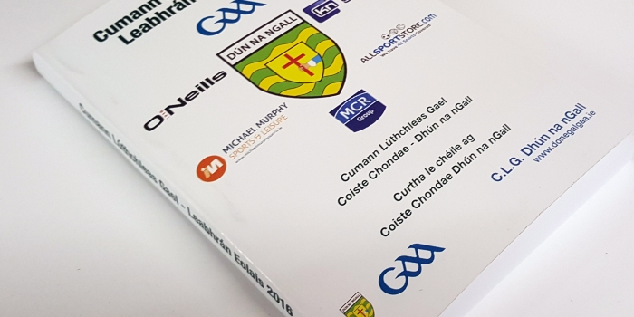 GAA County Book